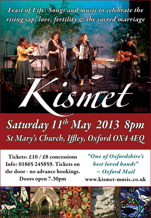 kismet at stmarys