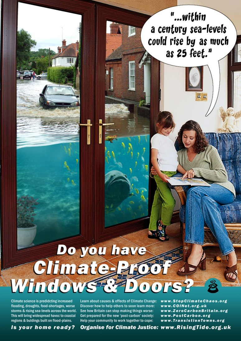 Climate proof windows