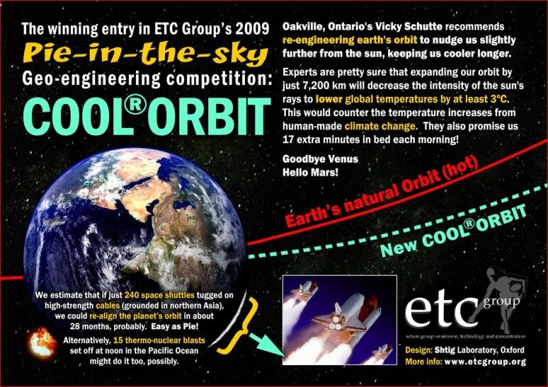 Cool (R) orbit