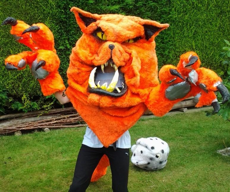 Fat Cat costumee