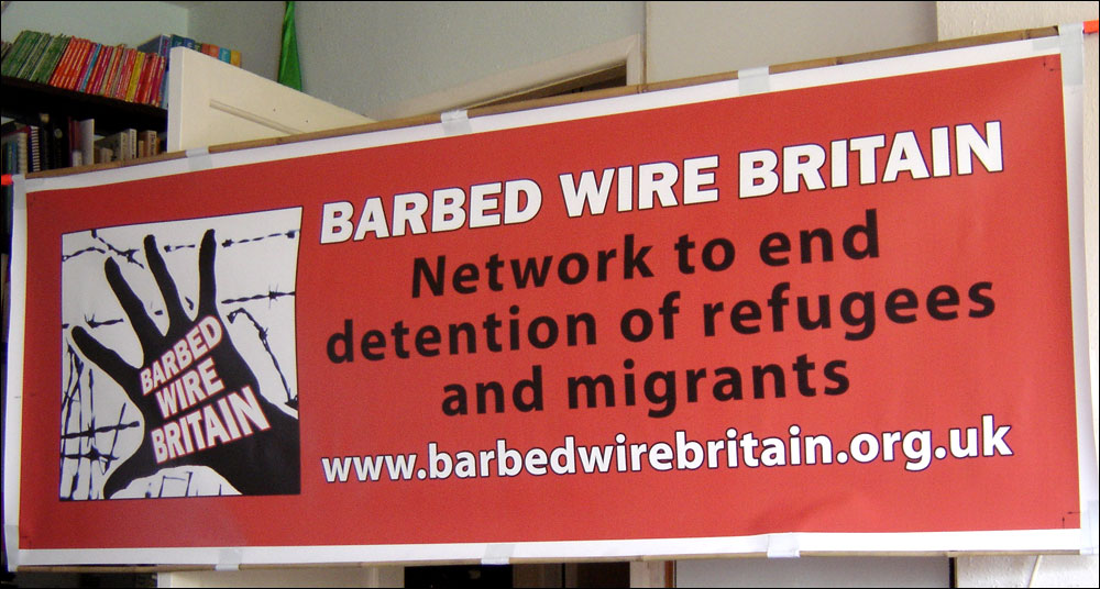 Banner for Barbed Wire Britain