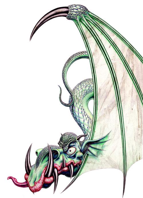 Dragon Sneak