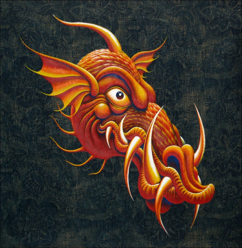 gold dragon 2009