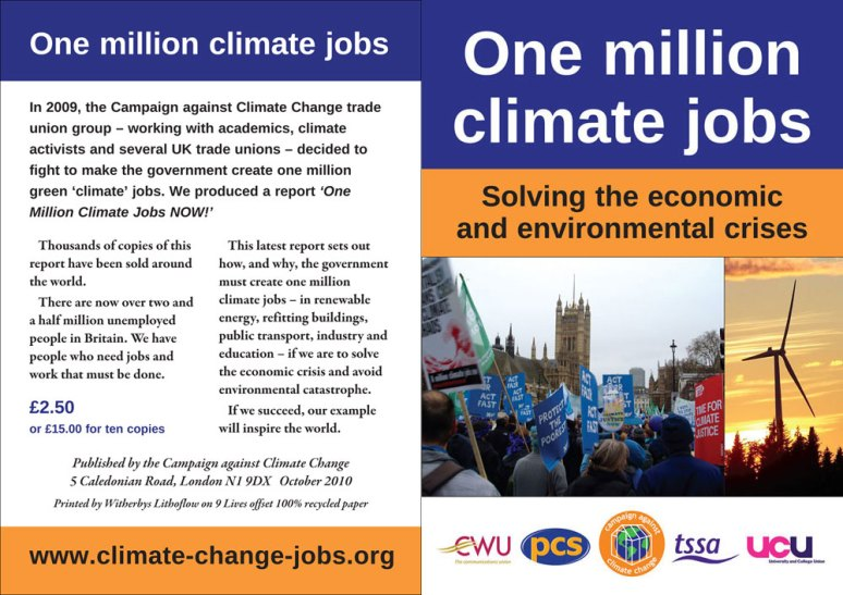 1MillionClimateJobs_2010_covers